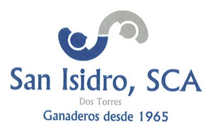 SCA Agropecuaria San Isidro